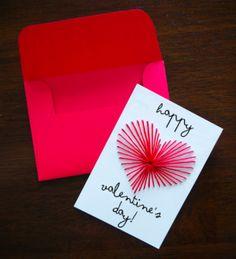 DIY Valentijnskaart