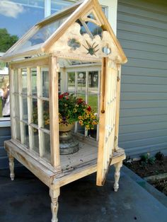 Easy DIY Greenhouse Plans (They're Free!) - Building a greenhouse does not have to rupture your budget. There are cheap and simple to build greenhouse plans out there, and below you'll . ** You can look more information by visiting the image link. Greenhouse Shade Cloth, Window Greenhouse, Backyard Greenhouse, Greenhouse Growing, Small Greenhouse, Greenhouse Plans, Greenhouse Wedding, Wooden Greenhouses, Pergola Shade