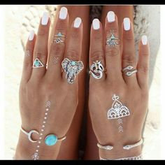 ISO that elephant ring! Really looking for any of her rings, but mainly the bug elephant ?? Jewelry Rings