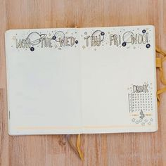 Beginning of a new week, so here's the video of me putting the #bulletjournal spread together. Because I was trying a new lettering style, I sketched guidelines in pencil first before committing with pen. I like how it turned out! The finished spread was posted a few hours ago :)