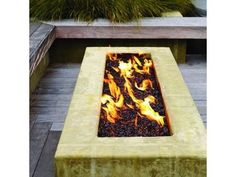 4 Healed Clever Tips: Fire Pit Diy fire pit pergola.Rectangular Fire Pit Ideas fire pit gazebo how to build. Small Fire Pit, Metal Fire Pit, Modern Fire Pit, Concrete Fire Pits, Diy Fire Pit, Fire Pit Backyard, Backyard Patio, Outdoor Rooms, Outdoor Dining
