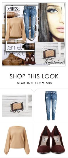 """Myfabcloset 20/30"" by emina-095 ❤ liked on Polyvore featuring H&M, Miss Selfridge and Miu Miu"