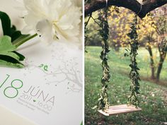 Ak máte radi prírodu, svadobné oznámenie Dvaja je vytvorené pre Vás. Štebotanie vtáčikov a florálny motív dokresľuje svadobnú atmosféru. Stačí ho otvoriť a odkryje sa Vám celý príbeh vytlačený na 300g kriedovom papieri.