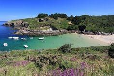 Houat, a little island with a lot of beautifull beaches. #Morbihan, Bretagne, #France.