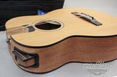 Furch Little Jane LJ 10, Folded Travel Guitar