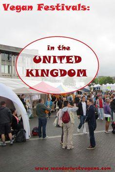 United Kingdom Vegan Festivals