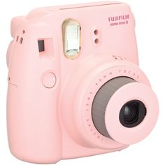 Máquina Fotográfica FUJIFILM Fun Pack Instax Mini 8 Rosa -  FUJIFILM