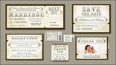 vintage invitations - Google Search