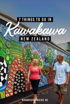 7 Kick-Ass Things to Do in Kawakawa - NZ Pocket Guide New Zealand Travel Guide Stuff To Do, Things To Do, New Zealand Travel Guide, Bay Of Islands, Kiwiana, Most Popular Videos, Walkabout, Places To See, Travel Inspiration