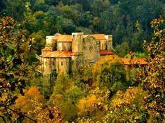 monasterio do carboeiro en Deza