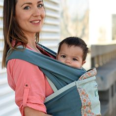 Close Caboo - The NEW collection of baby carriers with patterns #CabooEmily