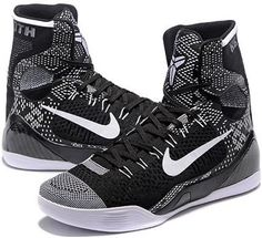 new concept 69c98 c8219 Nike Kobe 9 Mens Basketball Shoes Black person-months4 Kobe 9 High, Winter  Outfits