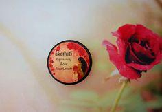 All my cosmetics: Růžový pleťový krém Akamuti