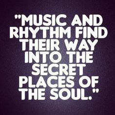 When Words Fail #Music Speaks