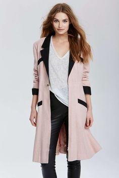 Vintage Chanel Reims Tweed Coat