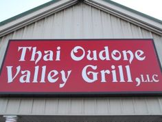 Thai Oudone Valley Grill 5983 Cloverdale Road, Roanoke, Virginia 24019 (540) 977-1255 The newest and latest Thai restaurant in Roanoke. We are a takeout style restaurant, while also offering some dine in seating. We prepare Thai and Chinese cuisine. Visit us today!