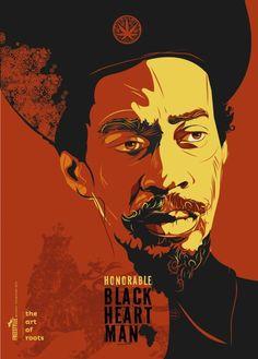 *Bunny Wailer* More fantastic pictures and videos of *The Wailers* on… Rastafari Art, Black Music Artists, Prince Buster, Afro, Rasta Art, Reggae Bob Marley, Michael Thompson, Reggae Music, Art Portfolio