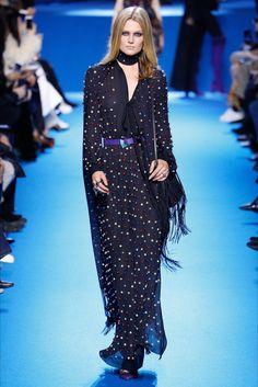 Sfilata Elie Saab Parigi - Collezioni Autunno Inverno 2016-17 - Vogue
