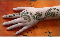 Mehndi Designs provides many number of fancy and latest designs for special events.