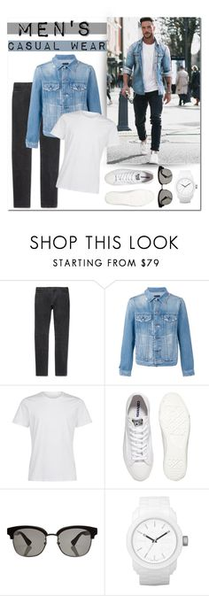 """""""Untitled #1158"""" by rachelbarkho ❤ liked on Polyvore featuring Berluti, Simon Miller, La Perla, Converse, Gucci, Diesel, men's fashion and menswear"""