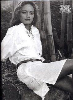 Tarita Cheyenne Brando Model actress and daughter of Marlon Brando by hanging in 1995