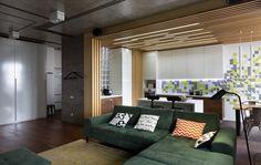 xây dựng nội thất căn hộ ấn tượng hiện đại sang trọng 7