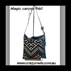This seasons must have cross body bag! Lies just too short to just have a black bag.K&V x www.crazyowls.com.au