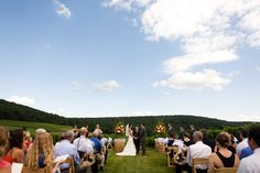 Lauren & Chad : Breaux Vineyards Wedding | Andrea & Renata