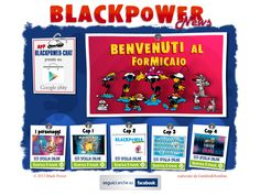 Online il nuovo sito di Blackpowernews.  #website #blackpowernews