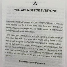 I saw this image pop up on facebook; it's a page from Rebecca Campbell's book - Light Is the New Black: A Guide to Answering Your Soul's Callings and Working Yo(...)