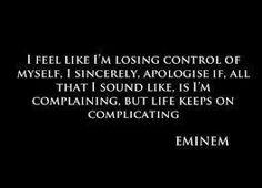 eminem~ going through changes