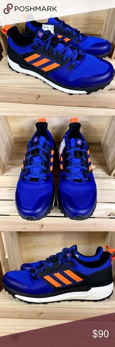 cd681f027 Adidas Supernova Trail Boost Shoe BB6622 Adidas Supernova Trail Boost Shoe  BB6622 Size 11 These shoes