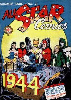 All Star Comics 21