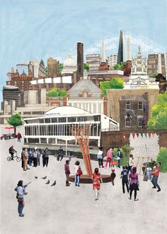 London Festival of Architecture : Lucy Dalzell