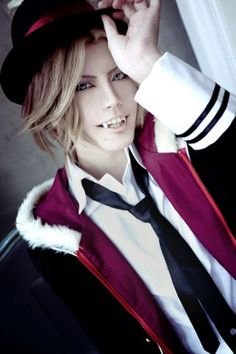 diabolik lovers laito | Tumblr Awesome cosplay