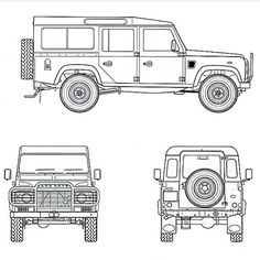 Ideas Cars Drawing Posts For 2019 Disney Cars Birthday, Cars Birthday Parties, Diy Seat Covers, Safari, Best Electric Car, Car Accessories For Guys, Moto Car, 4x4, Land Rover Defender 110