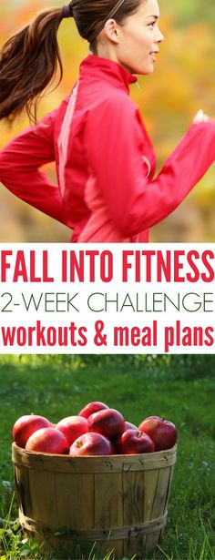 Get back in shape this season with simple workouts (perfect for busy moms and beginners), as well as a meal plan with tons of delicious clean eating and family-friendly healthy recipes!
