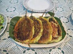 filipino food: tortang talong