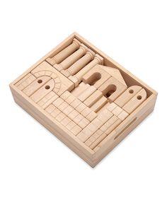 Architectural 44-Piece Block Set