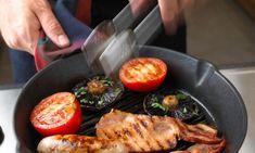 Recetas de cocina a la plancha. Saludables y exquisitas | Por Hogarutil.