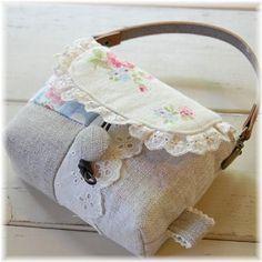 linen - floral prints - lace