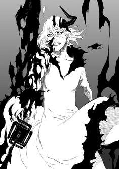 Bleach Anime Art, Bleach Drawing, Bleach Fanart, Bleach Manga, Bleach Figures, Bleach Ichigo Bankai, Tensa Zangetsu, Manga Anime, Bleach Characters