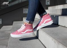 Vans Sk8-hi (via Asphaltgold) Buy it @ Asphaltgold | Vans US