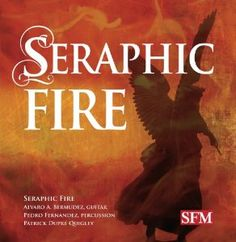 This self-titled recording contains Seraphic Fire signature works that have brought the ensemble to prominence eleven seasons after its founding. Led by Founder and Artistic Director Patrick Dupré Quigley. May 2013 Release by SFM.