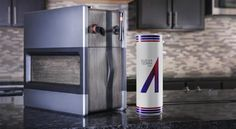 New Countertop Wine System Promises the Perfect Pour #food #recipes #spiralizer
