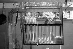 (Brandy) -  hanging plate rack