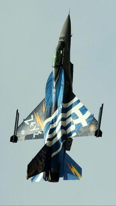 Greek F-16 B52+