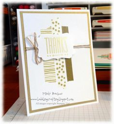 The Golden Age - Bada-Bing! Paper-Crafting!
