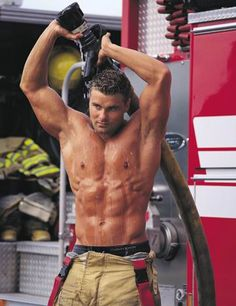 How To Pick Up a Firefighter (Without Risking Death By Smoke Inhalation) « HowAboutWe – Date Report