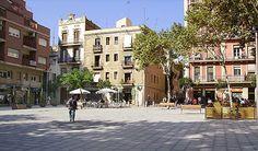 Barrio de Gràcia Barcelona